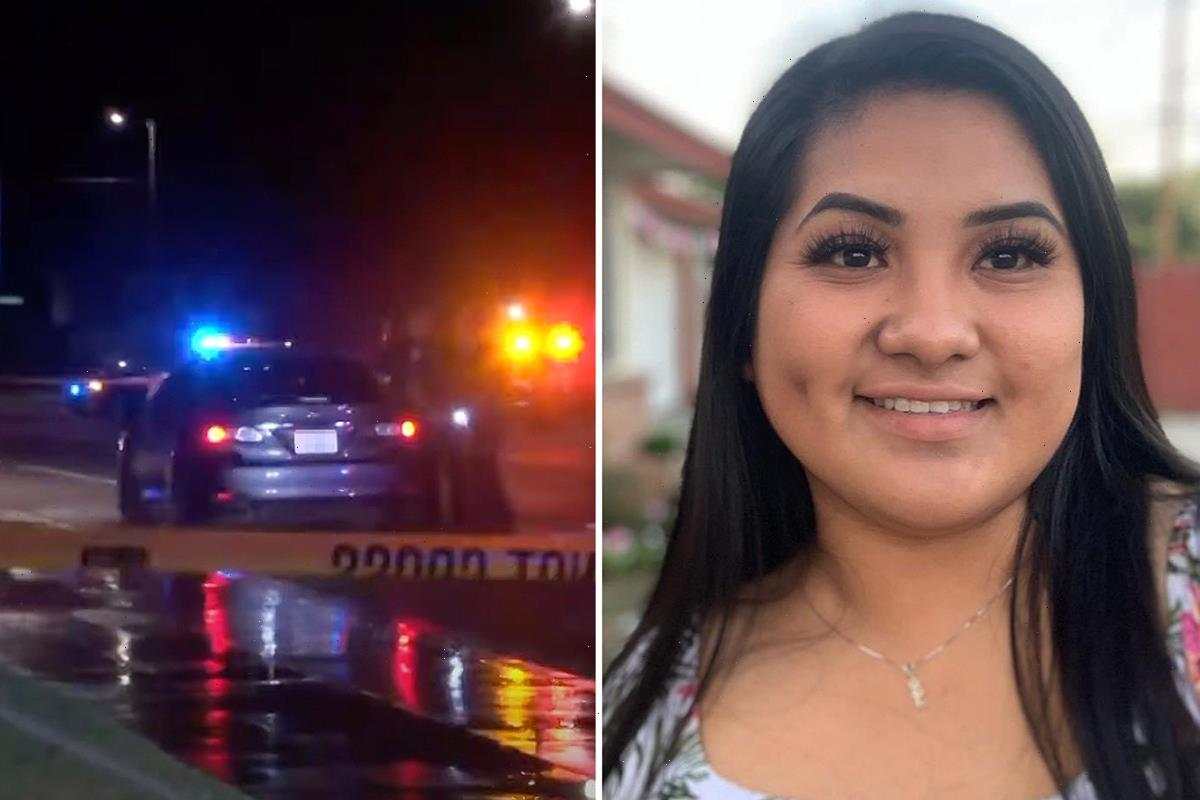 California mom, 25, is shot dead in front of her 6-year-old daughter in suspected 'mistaken identity' murder