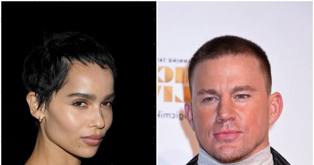 Channing Tatum, Zoe Kravitz spark new romance rumors, plus more news