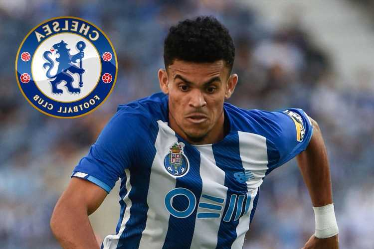 Chelsea and Tottenham in Luis Dias transfer fight with Porto demanding £30m fee for Colombian winger