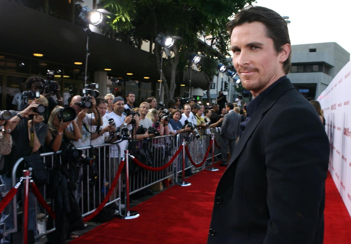 Christian Bale Once Got Very Real About His Acting Career
