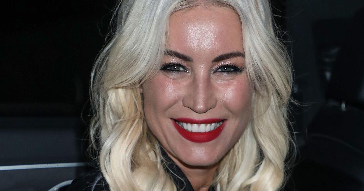 Denise Van Outen says no to I'm A Celebrity in Wales but yes when it returns to Oz