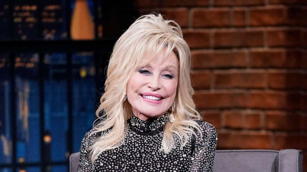Dolly Parton lands on Forbes' 2021 list of richest self-made women