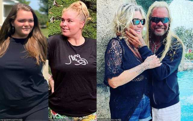 Duane Chapman's Daughters Cecily and Bonnie Not Invited to His Wedding Amid Family Feud
