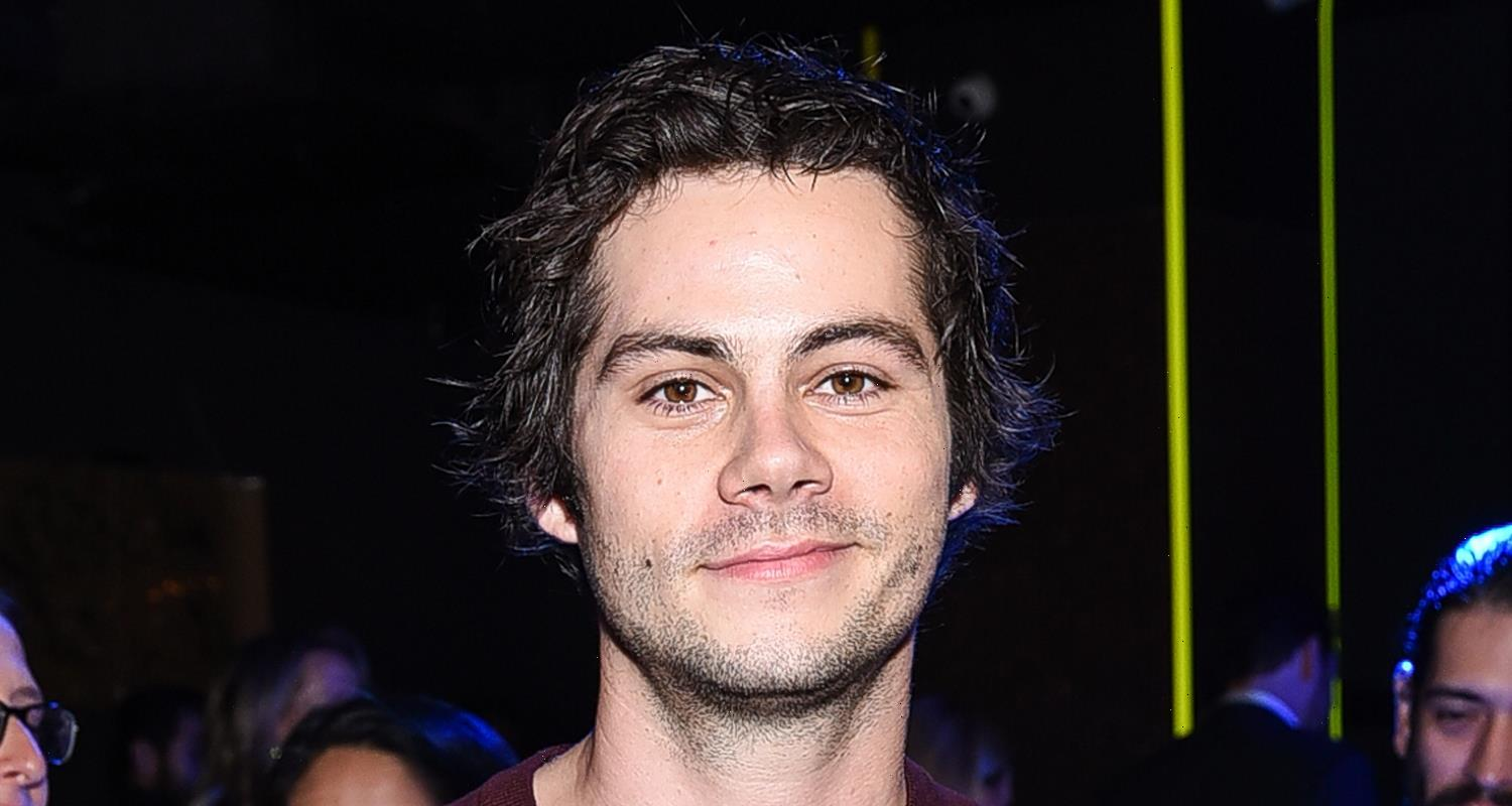 Dylan O'Brien Is Rocking a Whole New Look For Upcoming Movie 'Not Okay'