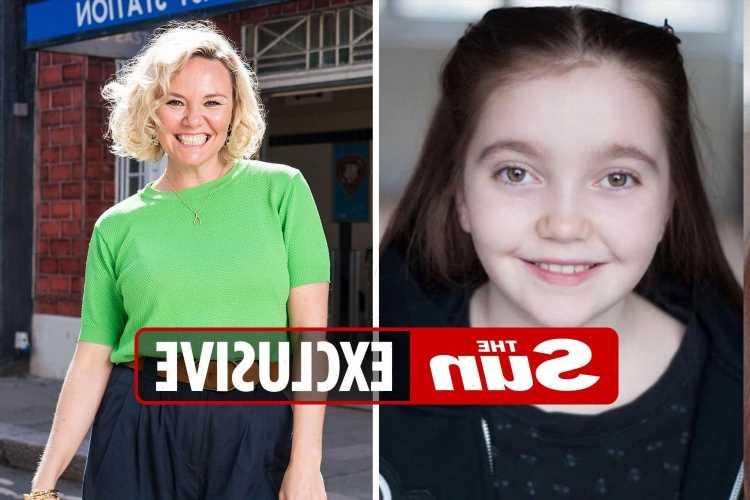 EastEnders cast Tabitha Byron as Janine Butcher's daughter Scarlett Moon as legendary character makes explosive return