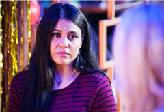EastEnders spoilers: Iqra Ahmed in furious confrontation with homophobic worshipper