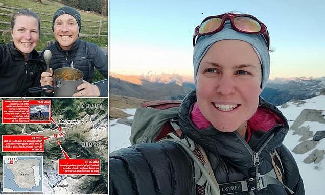 Esther Dingley's boyfriend 'paced up and down for DAYS' before find
