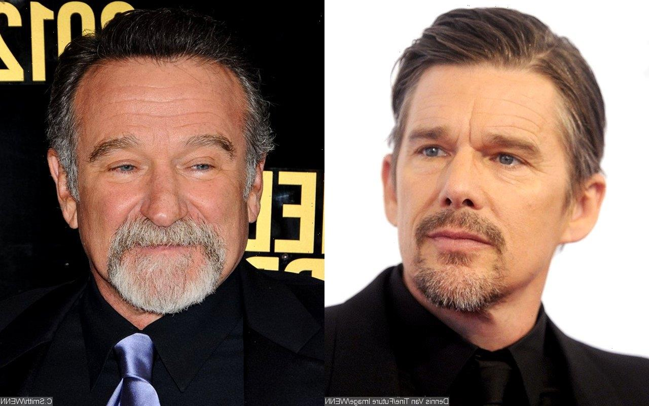 Ethan Hawke Explains Why He Thought Robin Williams Was 'Irritating' on 'Dead Poets Society' Set