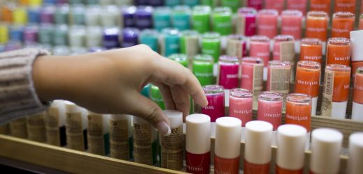 Everything You Need To Know About The Korean 'Syrup Nails' Trend