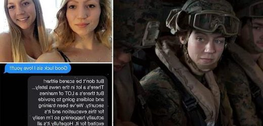 Family of Marine Nicole Gee reveal pain at losing her in Kabul bombing