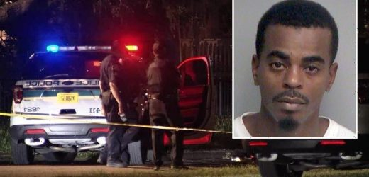 Florida police ID boyfriend as suspect in shooting of mom killed in front of her two children