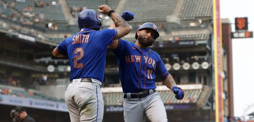 For Mets Offense, 'the Message Was Sent, and We Got It'