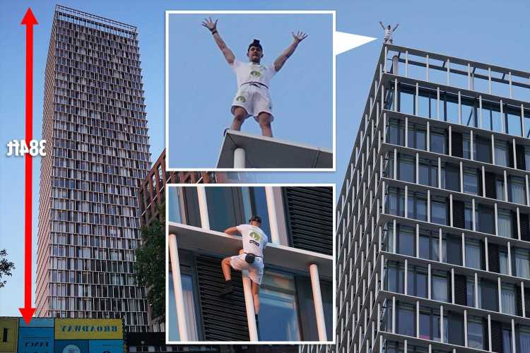 Free-climber jailed two years ago for scaling The Shard has conquered a second skyscraper