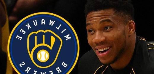 Giannis Antetokounmpo Becomes Part-Owner Of The Milwaukee Brewers