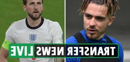 Grealish £100m to Man City latest updates, Kane developments, Chelsea closes in on Kounde deal – transfer news
