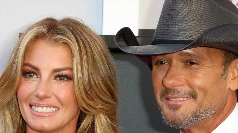 Here's How Faith Hill Helped Tim McGraw's Overcome This Addiction