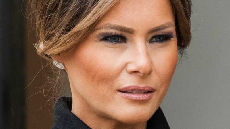 Here's Proof Melania Trump Isn't Ready To Make NYC Her Home Again