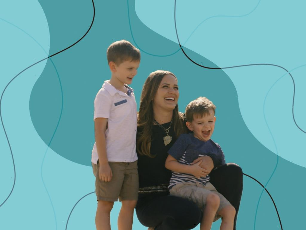 How a Busy Mom Was Able to Find the Perfect Home for Her Husband and Three Boys