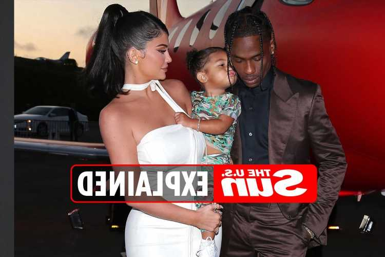 How many children does Kylie Jenner have?