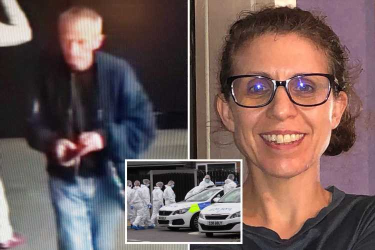 Husband who went on the run after 'murdering devoted wife' is finally arrested after fleeing Leeds for Scotland