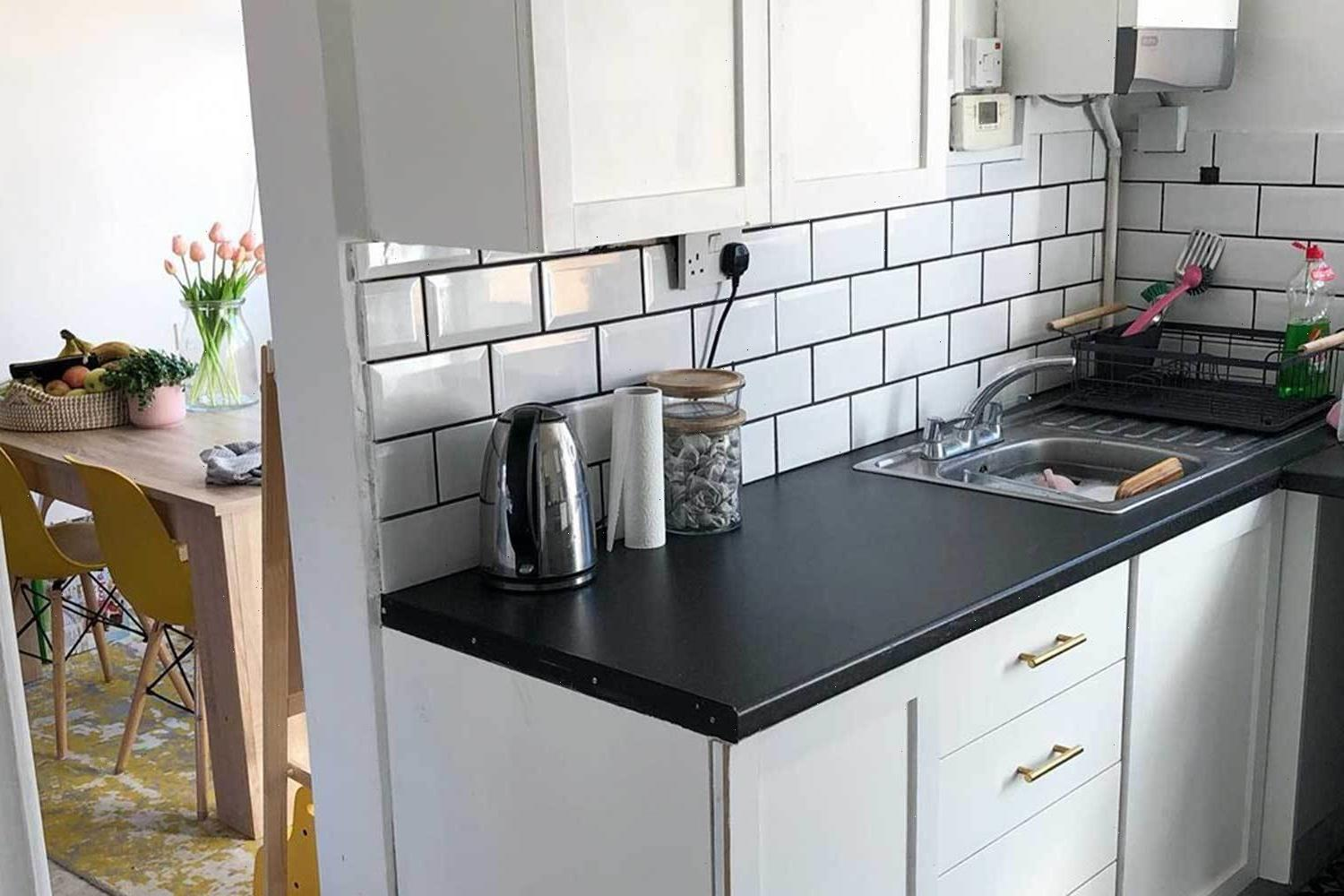I was a single mum with no money to spend on my home – now I've transformed it with Marketplace & Ikea bargains