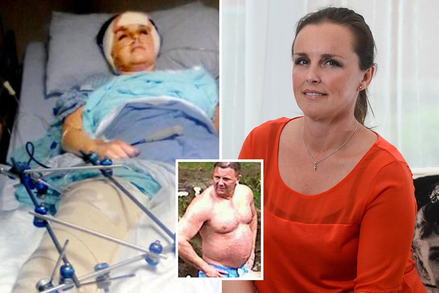 I was shot at point-blank range by my monstrous estranged husband – and then my son killed himself 6 weeks later
