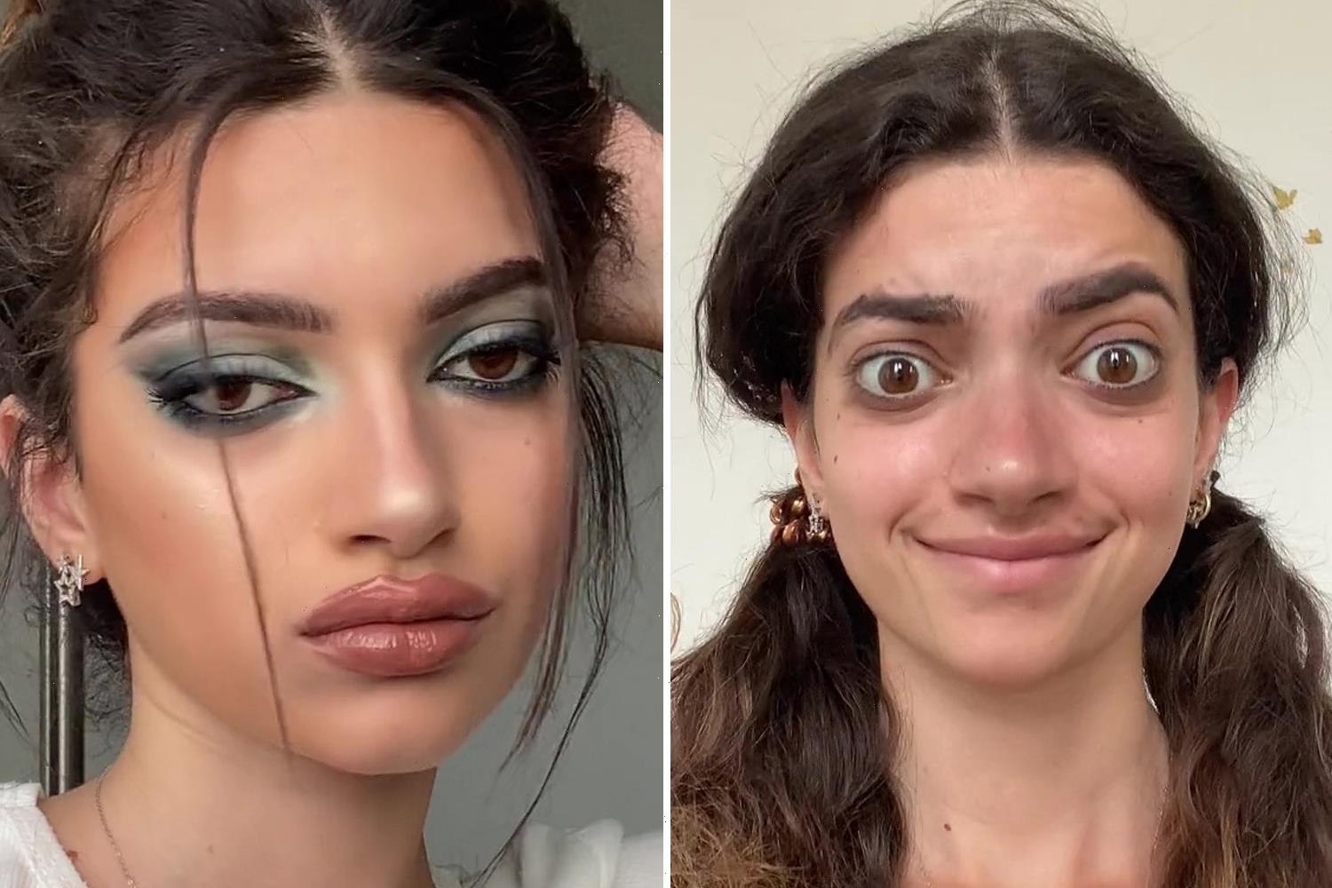 I'm a proud catfish – I look like Mr Bean without makeup and men say they have 'trust issues' after seeing me dolled up
