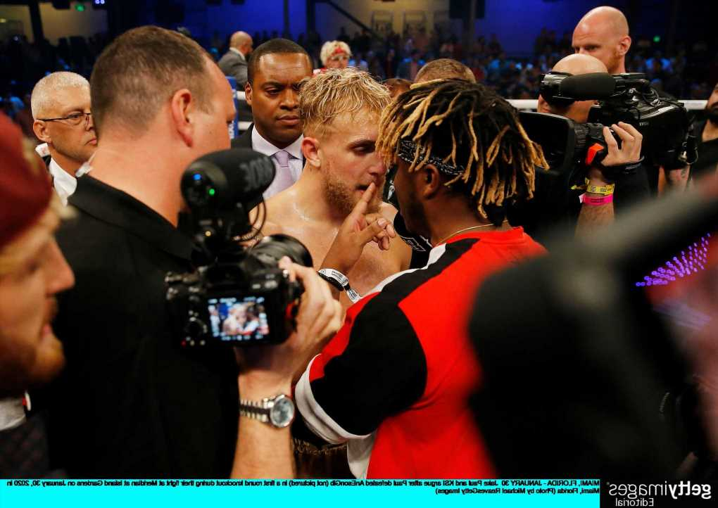 Jake Paul says bitter feud with KSI is 'over' but admits he wants to 'pummel' rival Youtuber's 'face 'into the canvas'