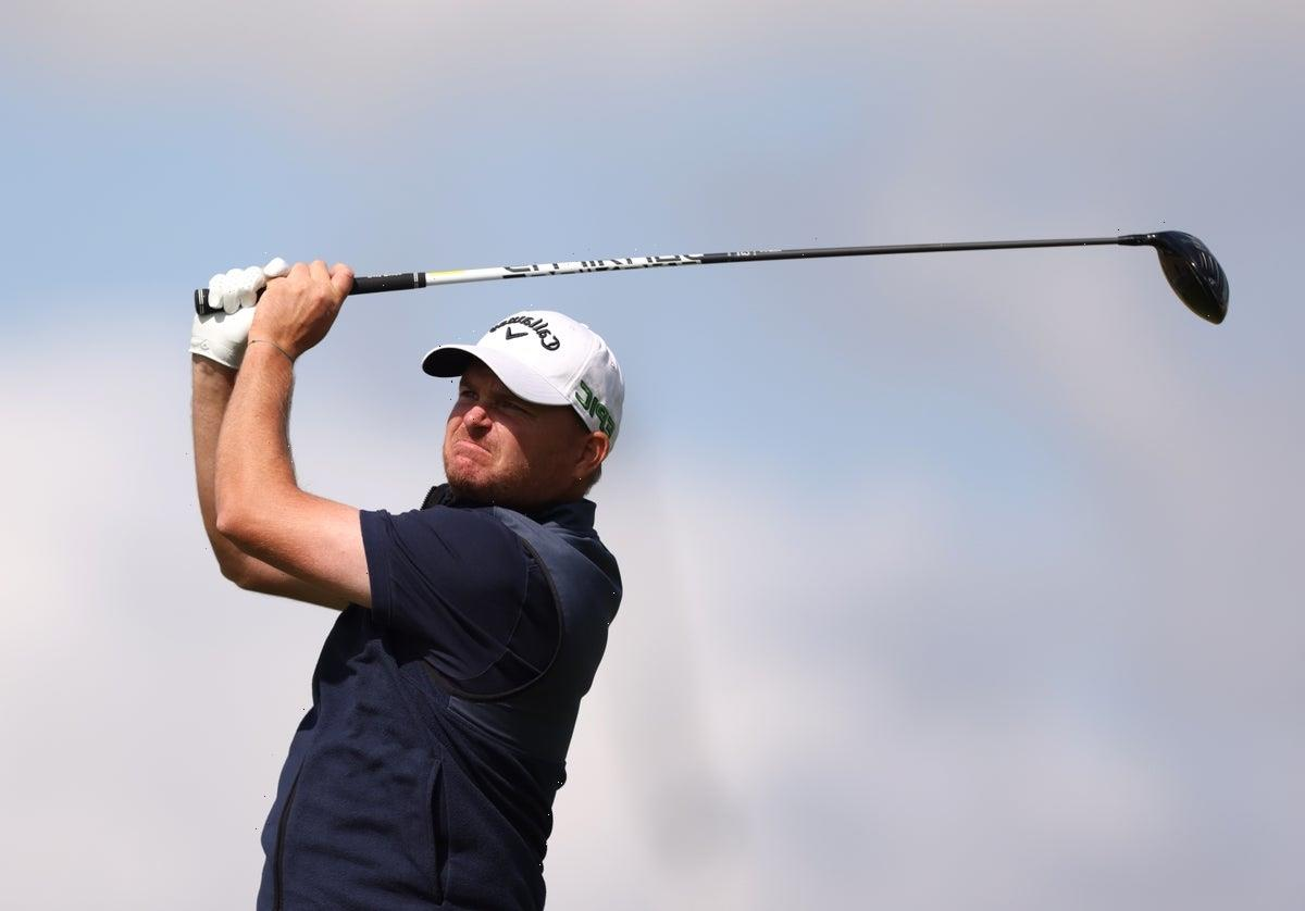 James Morrison sets new course record to lead Omega European Masters