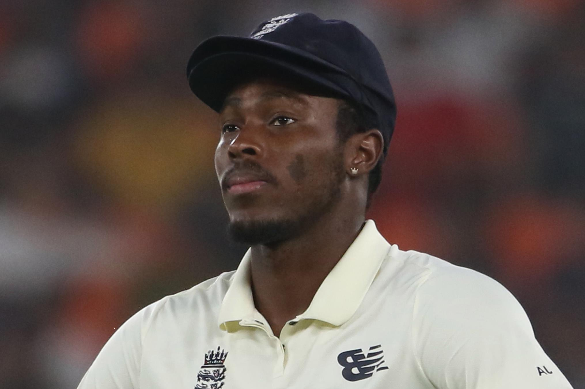 Jofra Archer's career in ruins and out until NEXT YEAR with England star's Ashes hopes over due to chronic elbow injury
