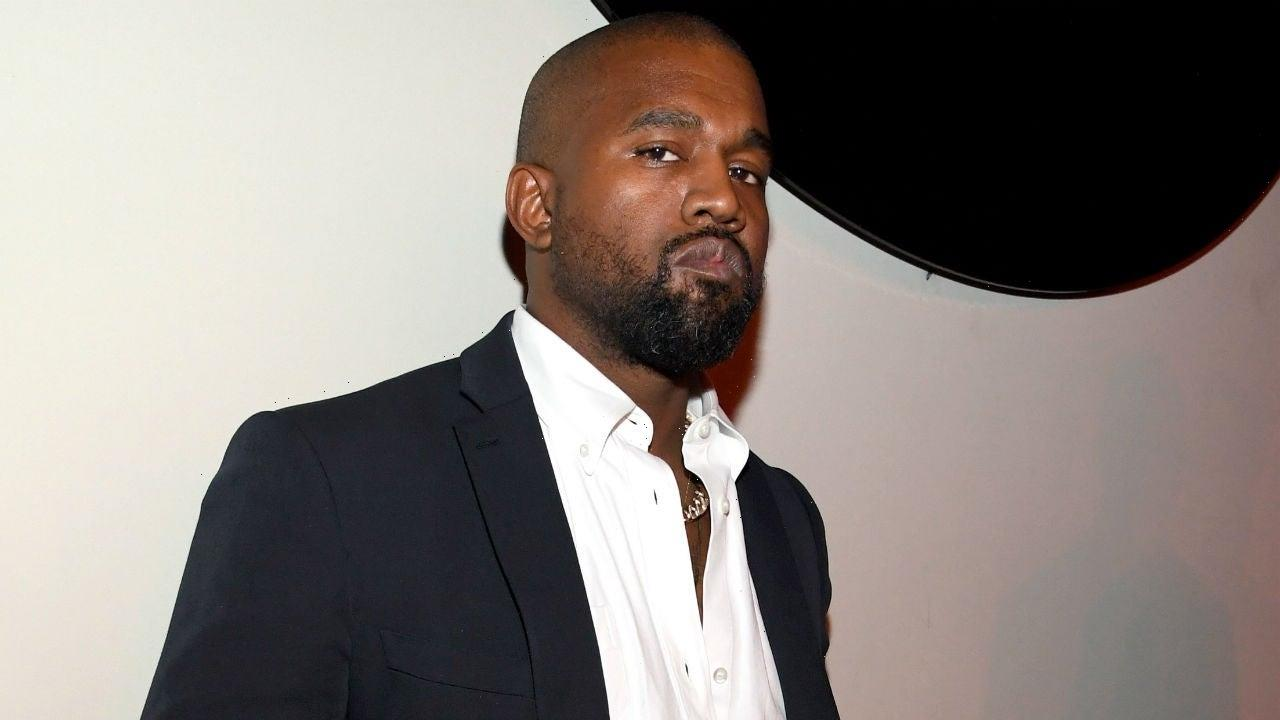 Kanye West Files Docs to Legally Change His Name To 'Ye'
