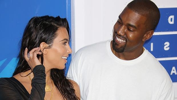Kanye West Raps 'You're Still In Love With Me' At 'Donda' Event While Kim's In The Audience