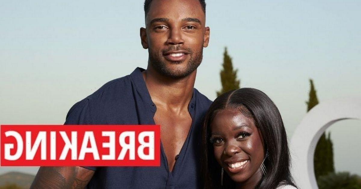 Kaz and Tyler come fourth in Love Island finale