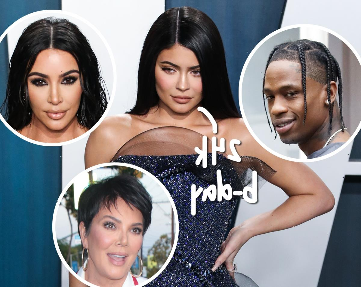 Kylie Jenner Birthday Tributes: From Travis Scott To The KarJenners