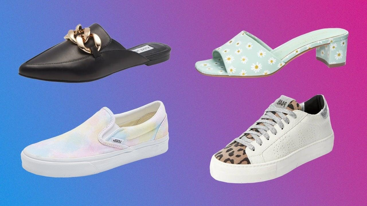 Last Days to Shop the Nordstrom Anniversary Sale: Best Deals on Shoes