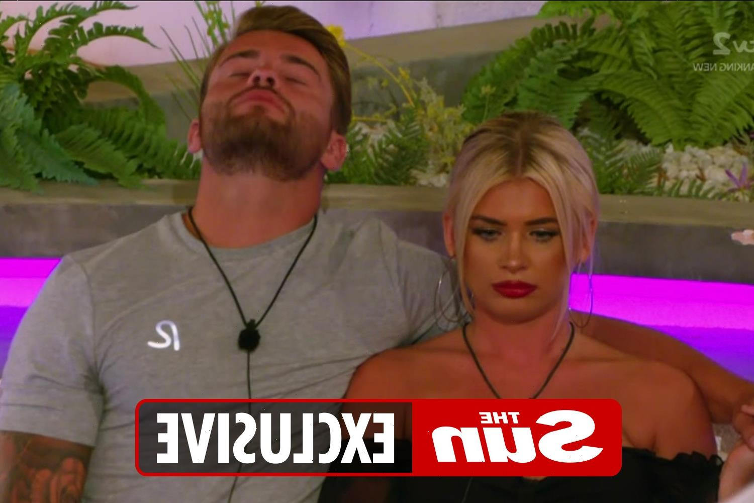 Liberty and Jake's final Love Island date faces being CANCELLED for the first time in show history