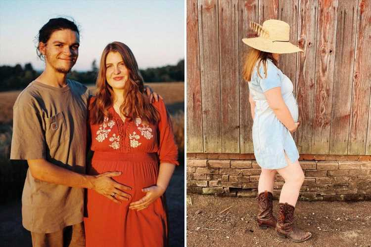 Little People's pregnant Isabel Roloff admits she's starting to see 'stretch marks forming' after trolls body-shamed her