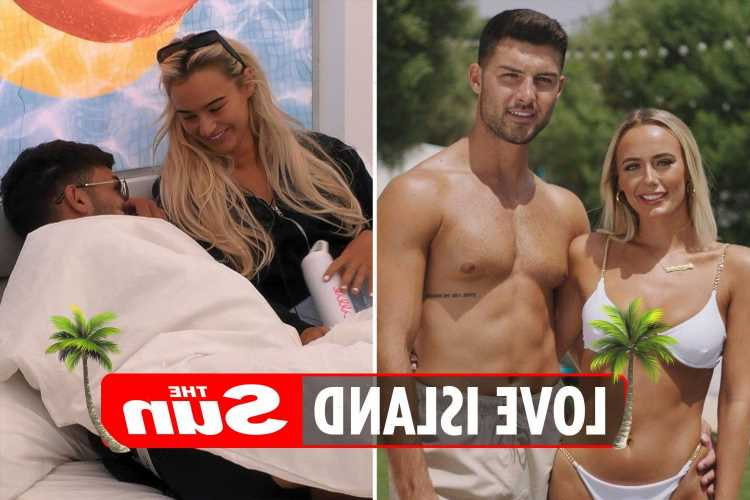 Love Island fans accuse Liam of 'gaslighting' Millie as she untangles lies about his 'lads' holiday' fling with Lillie