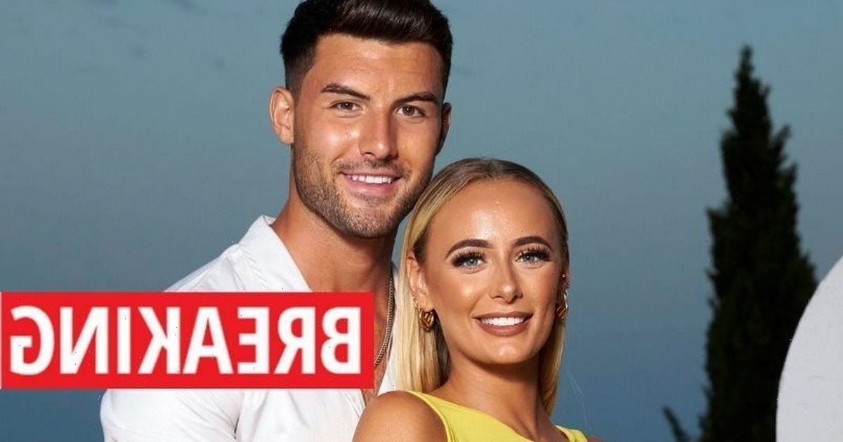 Love Island's Millie and Liam winners of 2021 series after nail-biting final