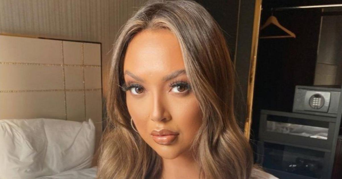 Love Island's Sharon Gaffka wows with Ariana Grande-inspired hair transformation