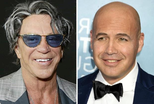 MacGruber Villain Recast: Billy Zane In, Mickey Rourke Out in Peacock Series