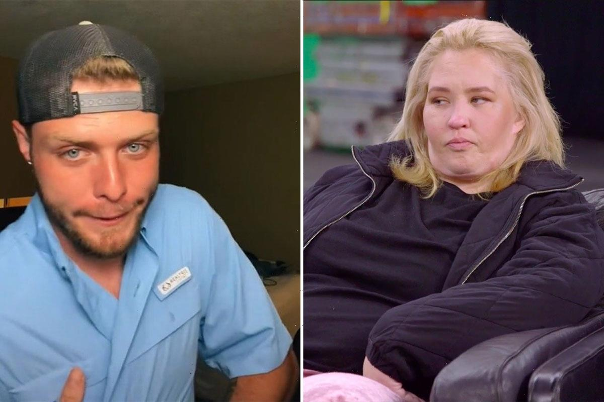 Mama June slams trolls who say boy toy Jordan McCollum 'looks high' in new TikTok video after he's 'kicked out of rehab'