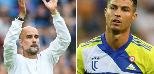 Man City 'offer Cristiano Ronaldo £26m two-year deal but will NOT pay Juventus fee' after failed Harry Kane transfer