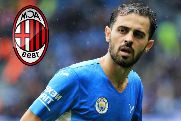 Man City star Bernardo Silva wanted in £45m AC Milan transfer as Pep Guardiola looks to raise funds for Harry Kane swoop
