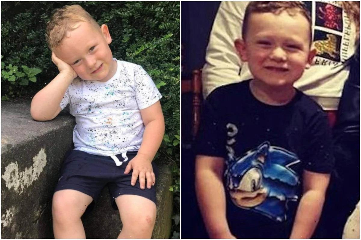 Man and woman arrested on suspicion of murder after Limerick boy Mason O'Connell's death in March
