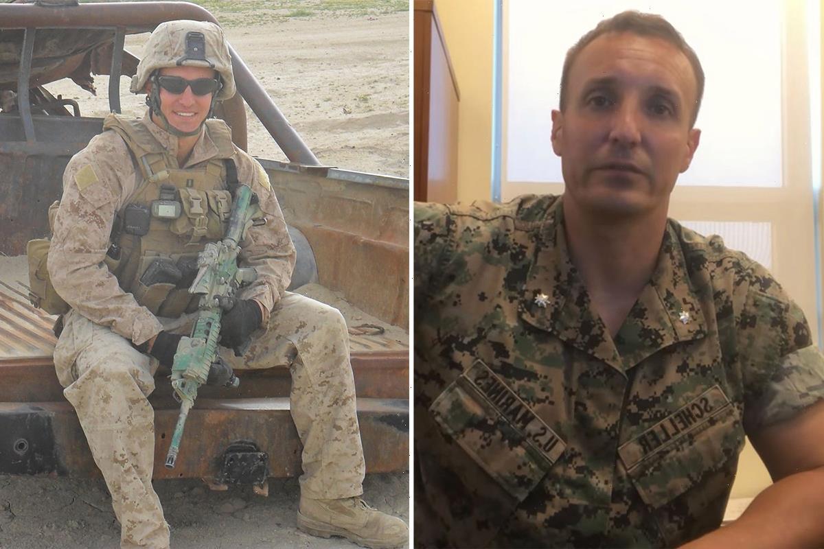 Marine Stuart Scheller fired for slamming military leaders over 'messed up' Afghanistan exit issues stark warning