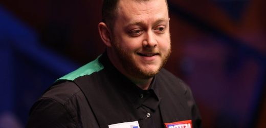 Mark Allen admits grudge match was 'horrible' after beating Reanne Evans in snooker's battle of the exes