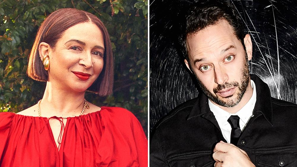 Maya Rudolph and Nick Kroll on Emmys, Working During COVID and How 'Big Mouth' Is Keeping Up With the Times