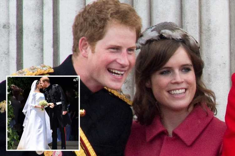 Meghan Markle & Prince Harry may have shock Royal reunion thanks to 'peacekeeper' Eugenie who was 'there from the start'