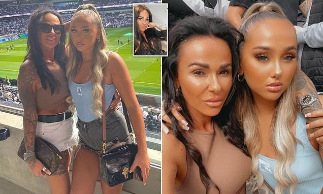 Mother, 46, and daughter, 17, say they're mistaken for SISTERS